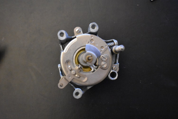 American Bantam Speedometer Mecanism 3