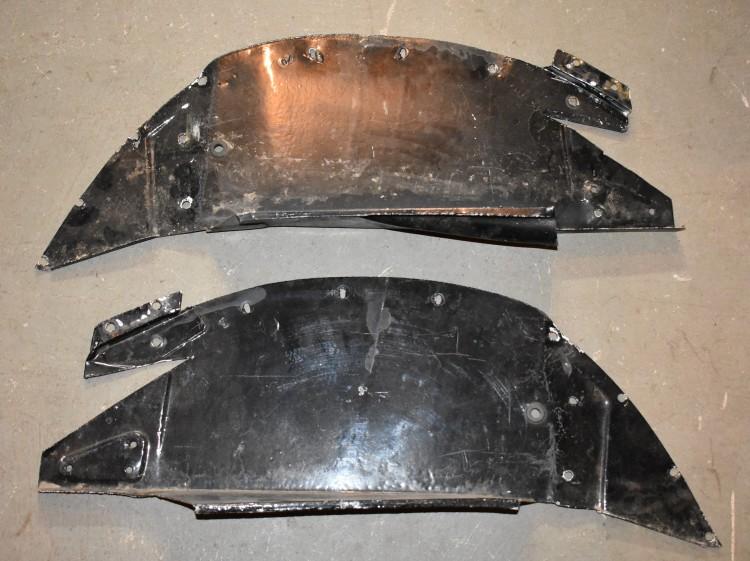 60 Series Bantam Inner Fenders 2