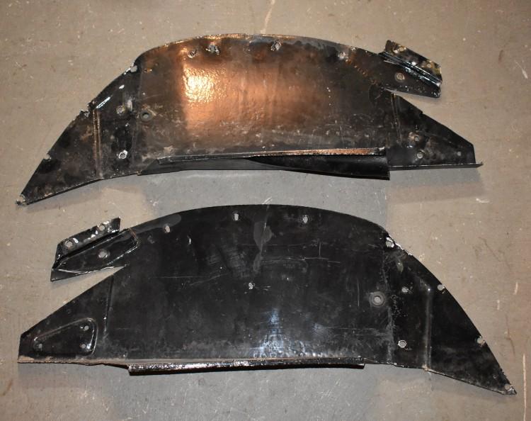 60 Series Bantam Inner Fenders 1