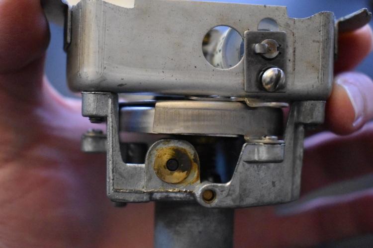 American Bantam Speedometer Mecanism 6