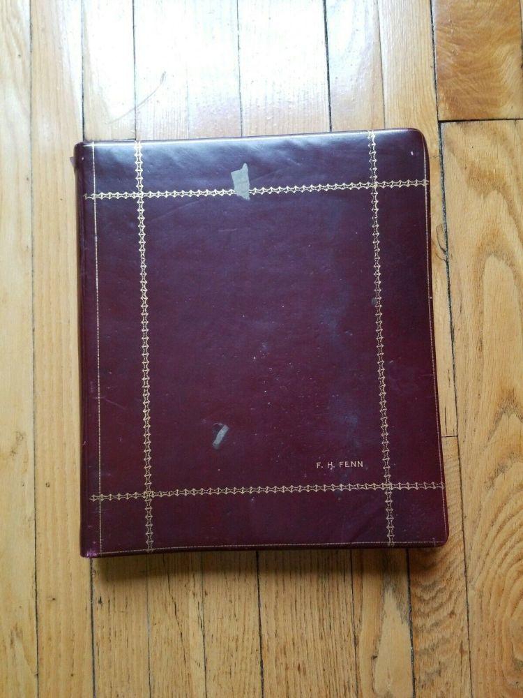 FH Fenn's scrapbook 1