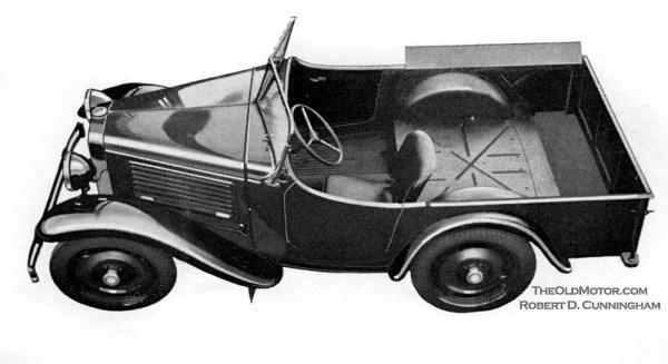 American Austin Roadster Pickup