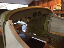 American Bantam Roadster for sale cockpit dash