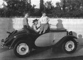 American Austin Roadster Buster Keaton 3
