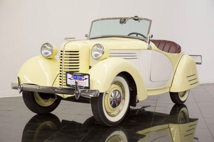 1938 American Bantam Roadster st louis 7