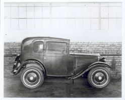 American Austin Coupe Series A