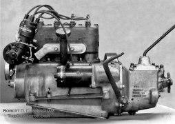 American Austin Factory Engine Photos