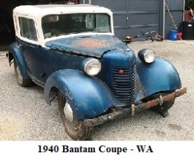 1939 American Bantam Feature photo