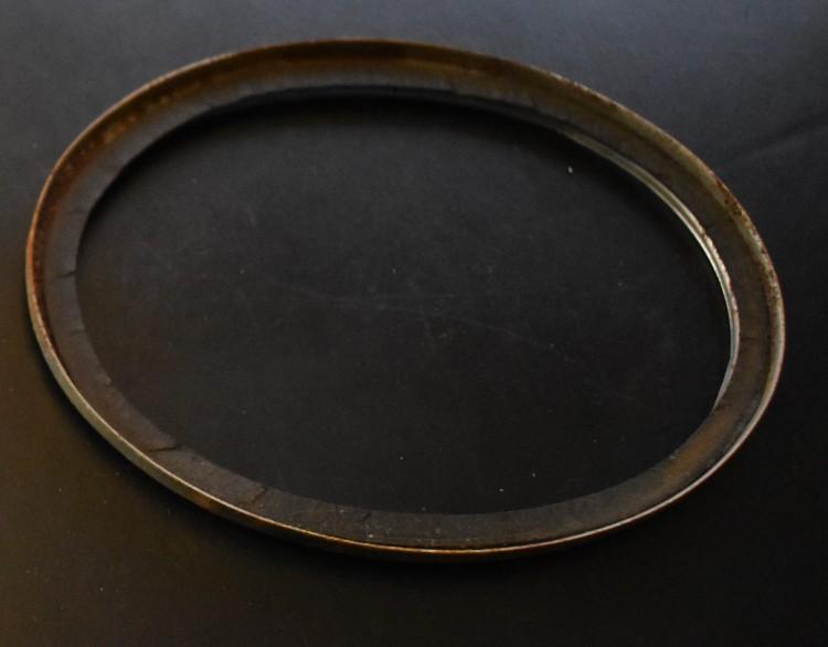 Bantam gauge glass retainer 1