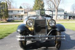 American Austin Roadster for sale: Front view