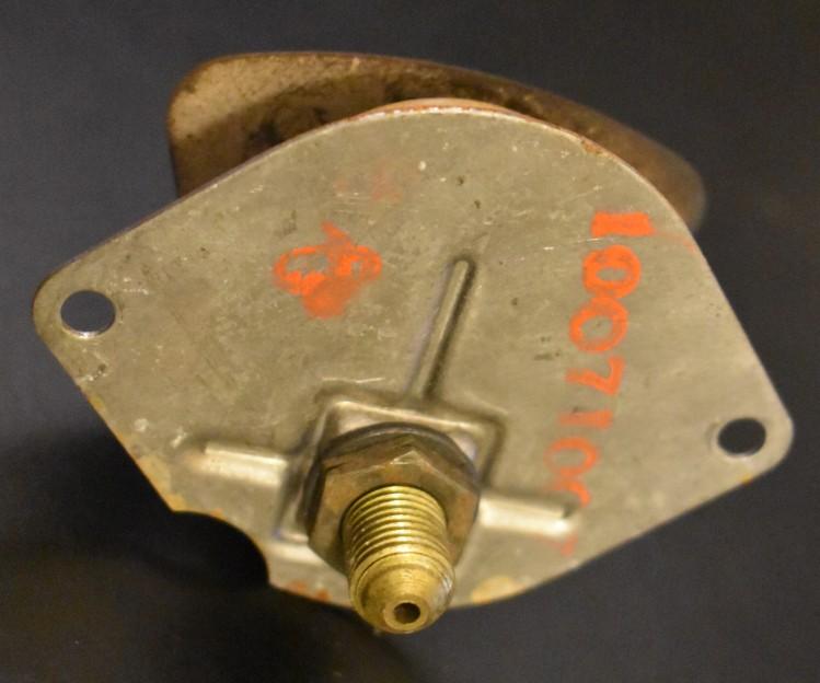 Bantam 25 lb oil pressure gauge 3