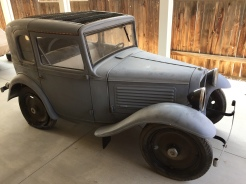 1934 American Austin Coupe For Sale - CA 3