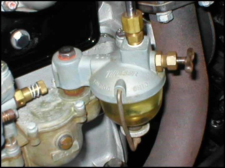 Tillotson fuel filter
