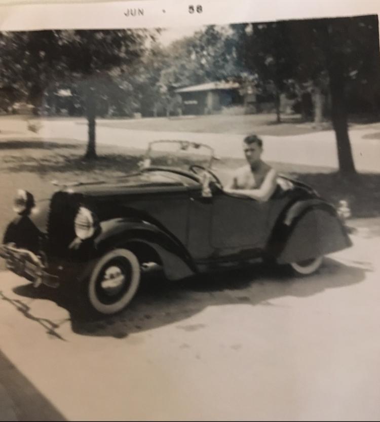 1941 Bantam Roadster Tx 91