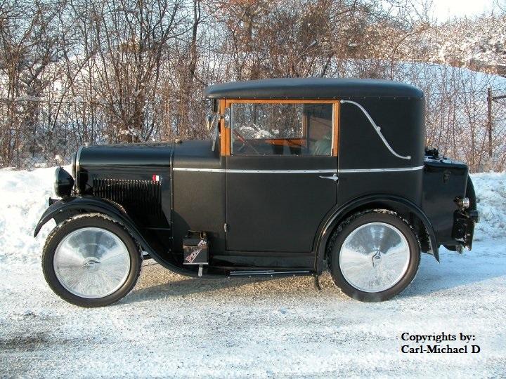 1928 Rosengart