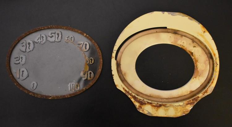 1937 Bantam Show Car Speedometer Face 2