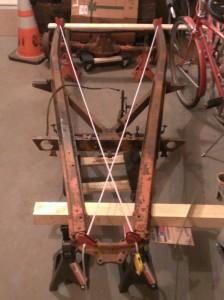 Bantam chassis tape measure 2