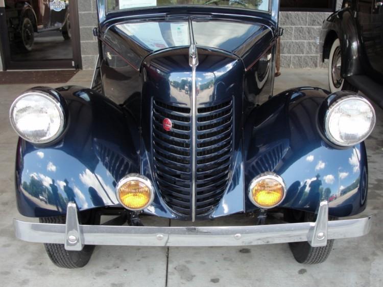1940 American Bantam Coupe 98