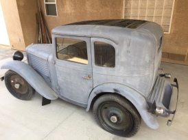 1934 American Austin Coupe For Sale - CA 6
