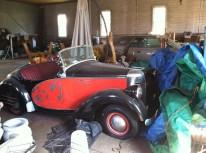 1940 Bantam roadster - PA