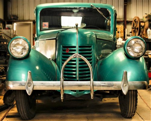1939 American Bantam Auction car 1