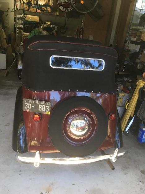 1940 American Bantam Riviera 6