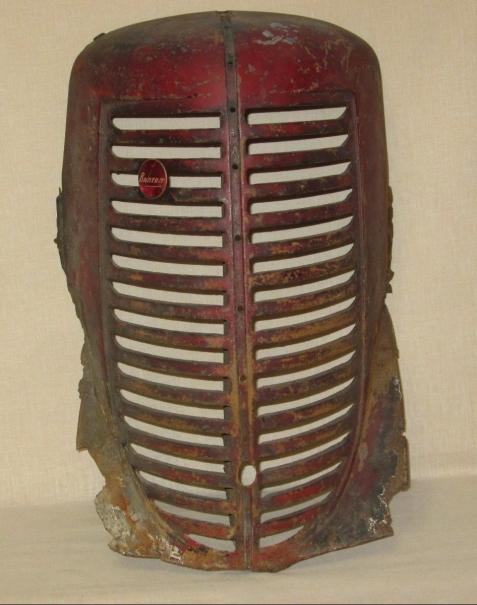 american bantam grille shell 1