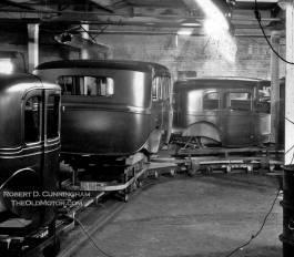 American Austin Hayes Factory Line 2