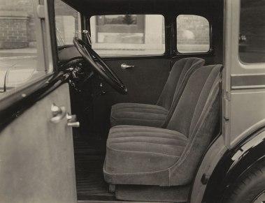 1933 Suburban Coupe Interior Photo