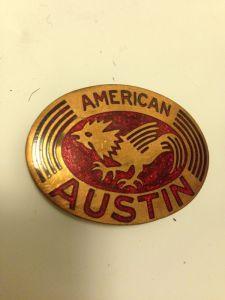 american austin emblem