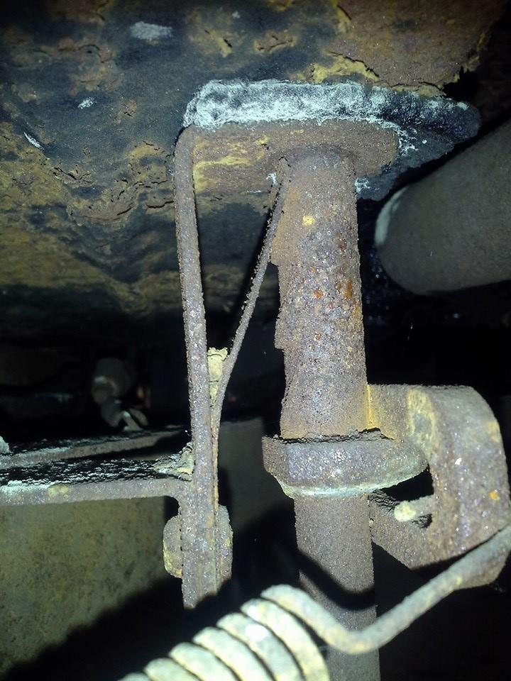 1939 bantam brake handle