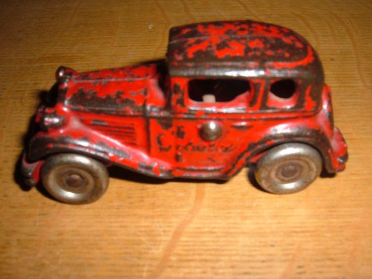 American austin toy car