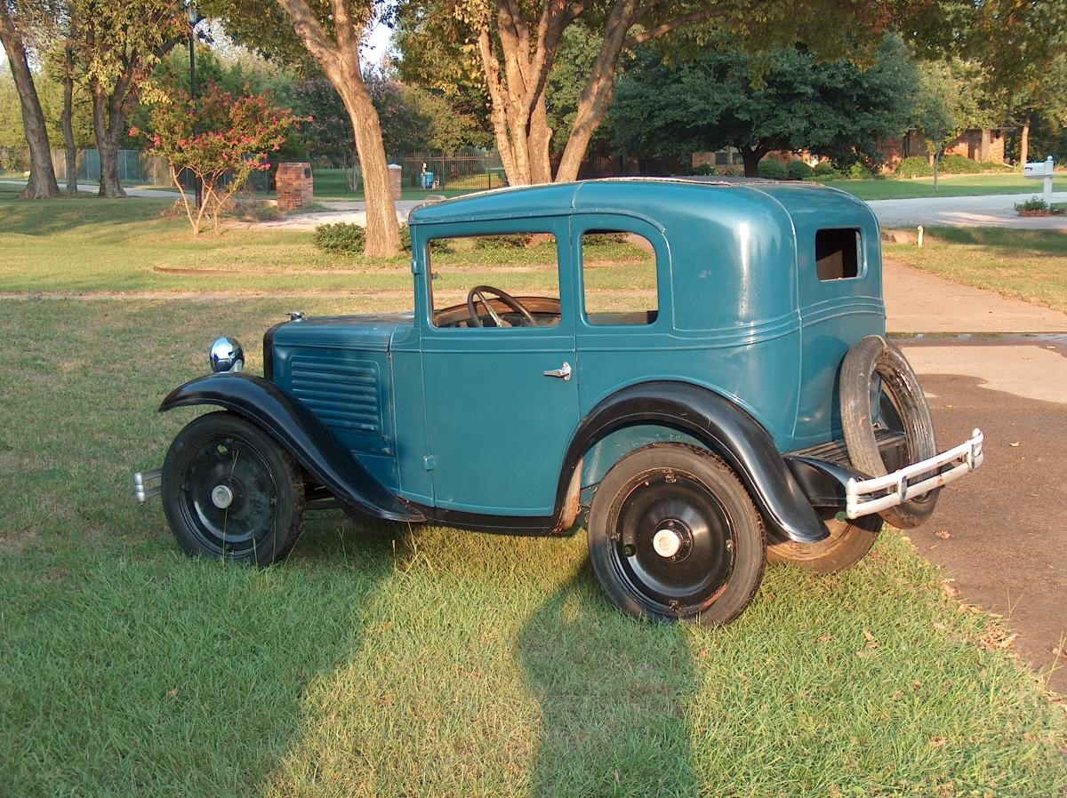 1931 American Austin for sale