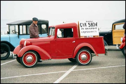 1939 Bantam Pickup Truck Naco 1