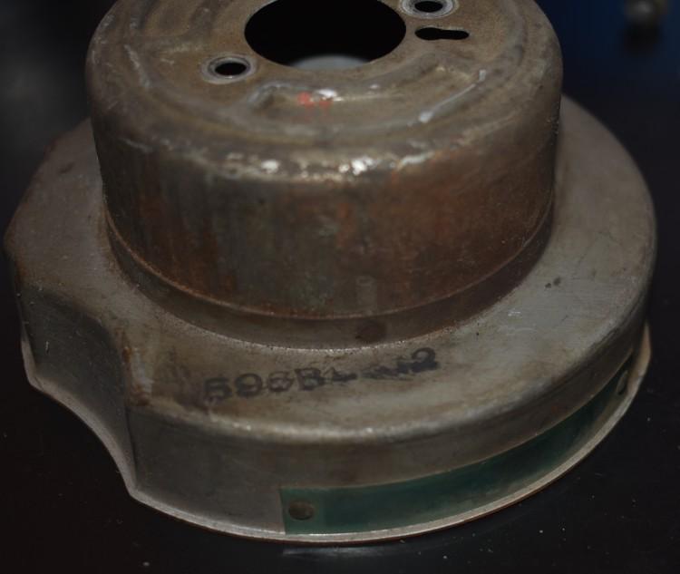 Bantam Speedometer housing 3