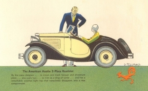 American Austin Factory Brochure