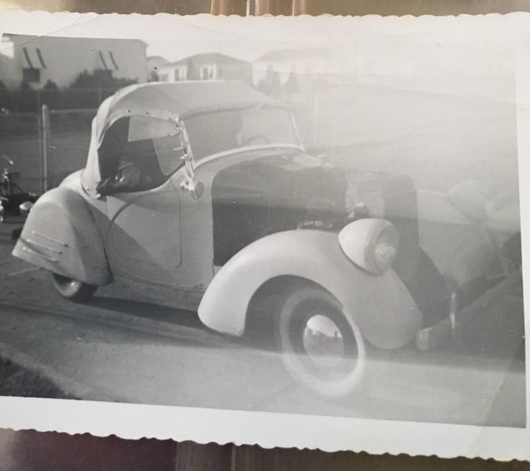 1939 Bantam Roadster TX