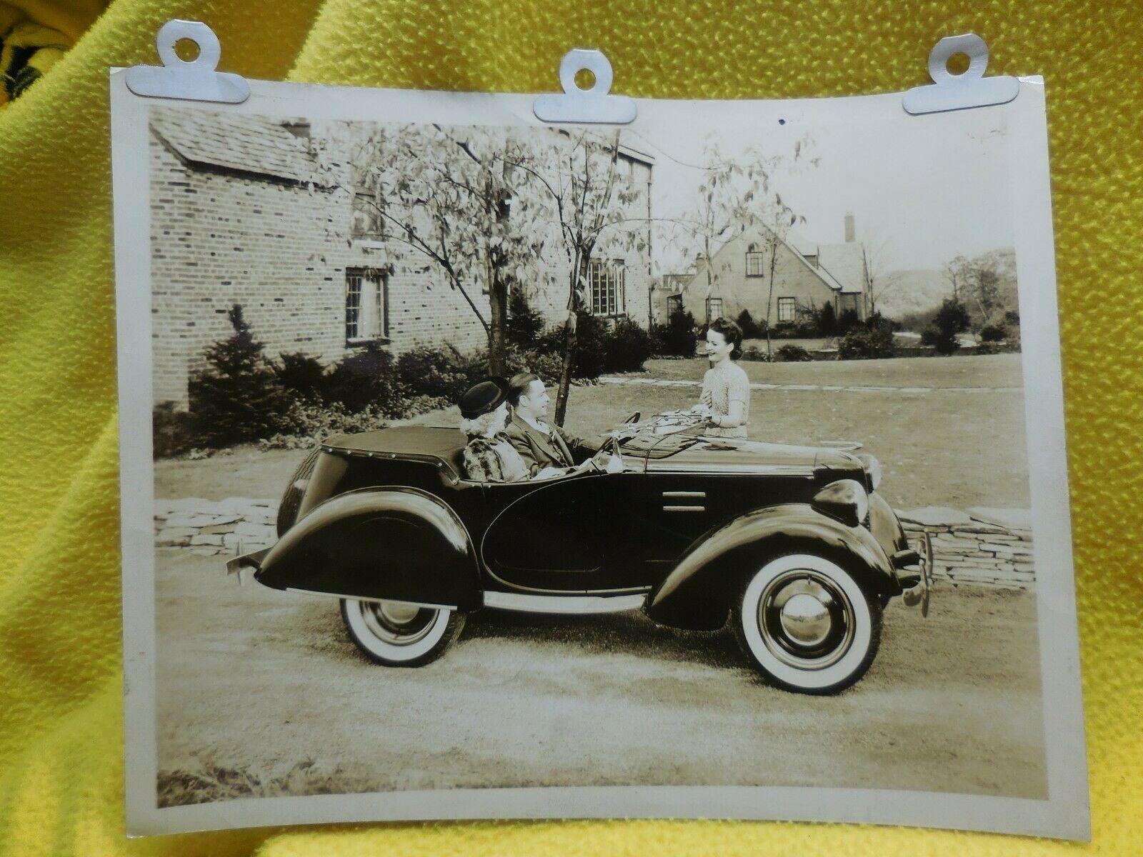 1939 Bantam Speedster Photo