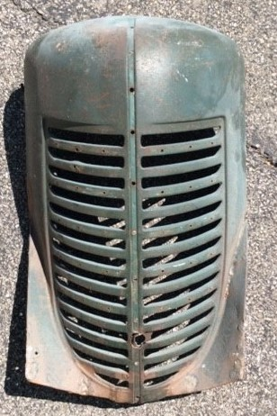 1939 Deluxe Grille