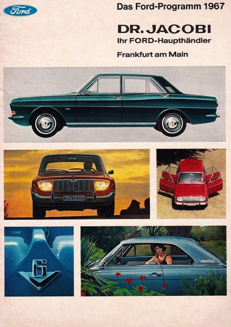 Ford 1967 brochure 1