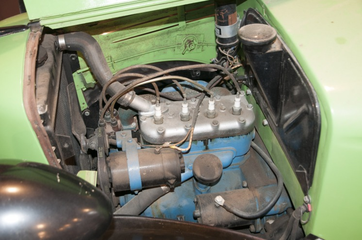 1938 American Bantam Roadster engine