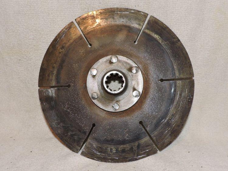American Bantam Clutch Plate
