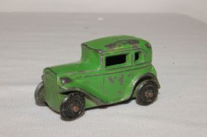 American Austin Metal Toy Car
