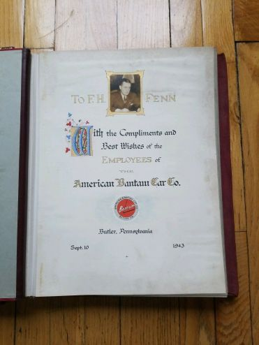 FH Fenn's scrapbook 3