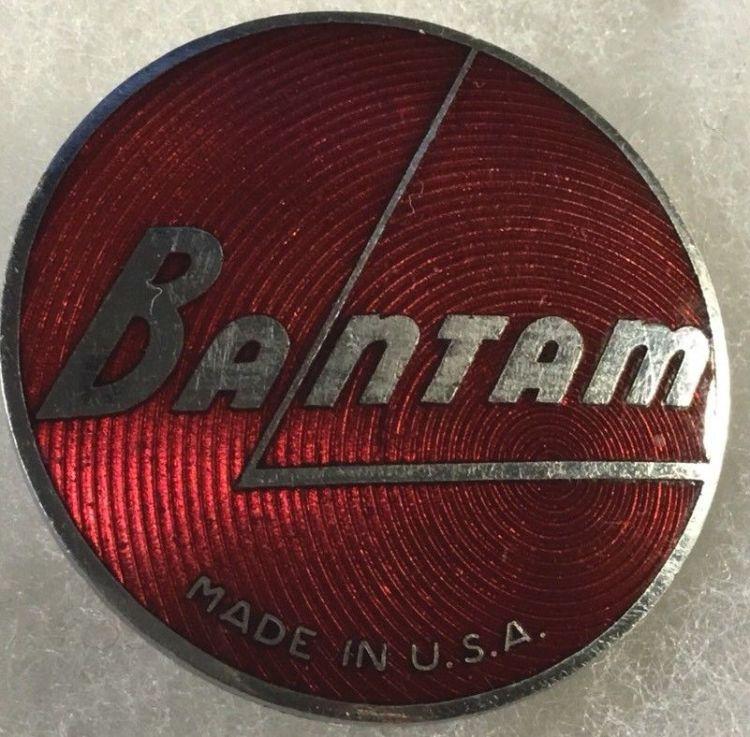 American Bantam Grille Badge 1