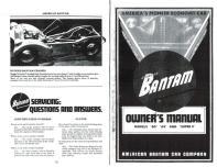 Bantam Rugged Chasis Sales Literature