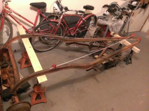 Bantam chassis tape measure 5
