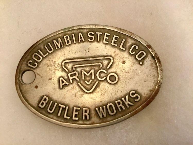ARMCO badge 1