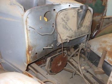 American Austin gas tank