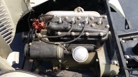 1938 American Bantam Rugged Chassis - engine